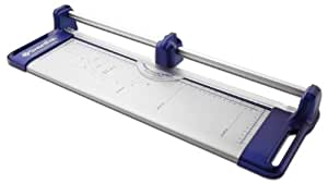 Swordfish SuperSlim A3 10 Sheet Rotary Paper Trimmer Blue ref: 40218