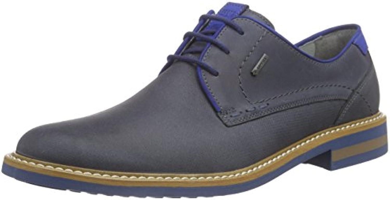FRETZ men Locarno - Zapatos de Cordones Derby Hombre -