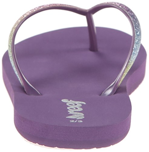Reef Stargazer, Tongs fille Violet (Lux Purple/Ombre)