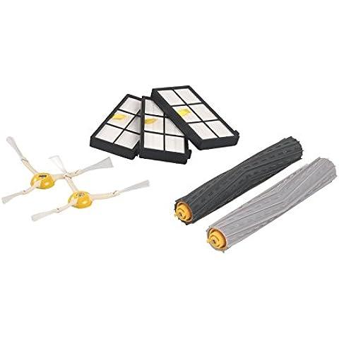 Set de accesorios para Irobot Roomba Series (800/900) 870, 871, 880, 890, 960, 980 piezas de repuesto - 24 meses de