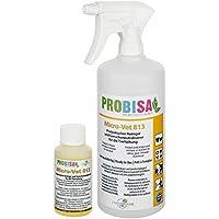 Neutralizadores de olor spray (Probisa Micro-Vet 813) de la orina del gato, perro y los roedores olores - y bio limpiador concentrado 40ml rendimiento 1-2 litros listos para usar asesino de olor / Removedor de olor