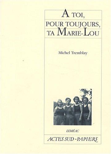 Pour Toujours [Pdf/ePub] eBook