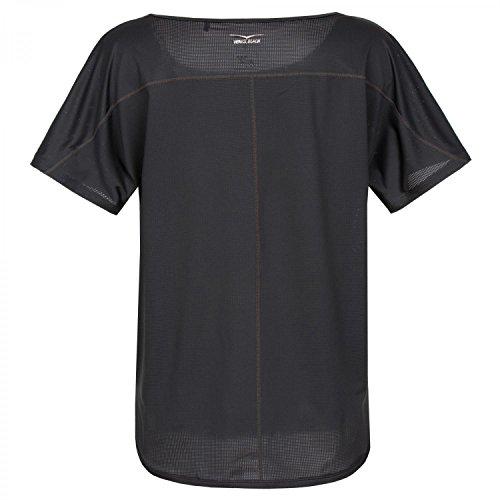 Venice Beach Damen Bella Loose Fit-Shirt T-Shirt Asphalt