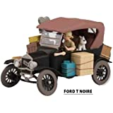 NEU Tintin et Milou Tim & Struppi Modellauto Ford T 1910 mit Certificat d Authenticite