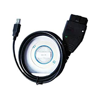 VAG- COM 409.1 Interface USB VAG- COM KKL 409 Câble pour VW / AUDI
