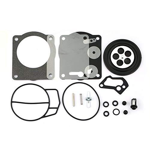 HoganeyVan Carburetor Parts Carburetor Repair Kit Carburetor for Sea DOO 951 XP GSX GTX RX Lrv Complete Carburetor Rebuild Kit -