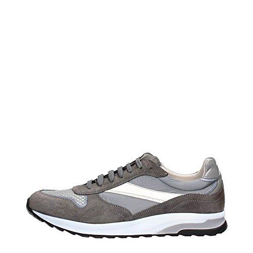 Soldini 19843-1-S92 Sneakers Uomo Tessuto Lupo/Grigio Lupo/Grigio 40