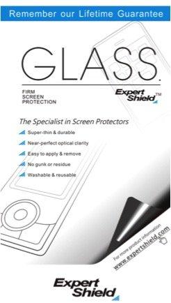 Expert Shield - die Displayschutzfolie für: Sony RX1R II / RX1R - GLASS farblos (Rx1 Screen Protector)