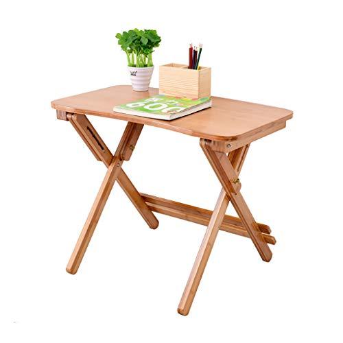 XIAOPING Laptop-Schreibtisch, Klapptisch, Ausziehbares Frühstückstablett, Geeignet Für Wohn- / Schlafzimmer- / Büro-Lounge-Tisch (Size : 40cmx70cm) - - Schlafzimmer-büro-tisch