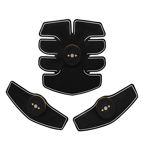 Kcanamgal Bauchmuskeln Fitness-Stimulator Bauchmuskel-Toner, Körper-Toning-Gürtel Toner Fitness-Trainingsgeräte Zu Hause Bürorest