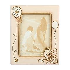 Idea Regalo - Thun Portafoto grande teddy unisex per foto da 20x25 cm, cornice in ceramica