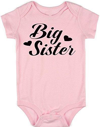 LPM Big Sister Romper Creeper onesie (12 months