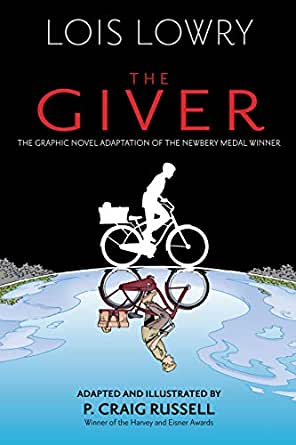 The Giver Graphic Novel Ebook Lois Lowry P Craig