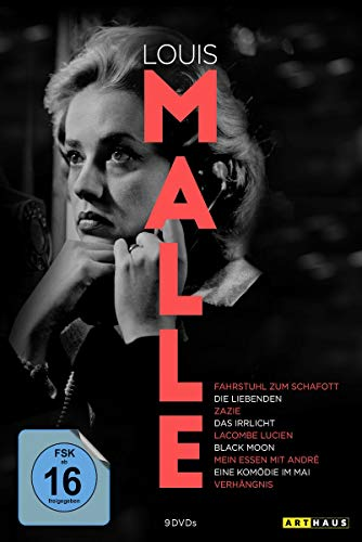 Louis Malle Edition [9 DVDs]