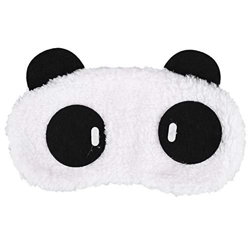 Ulife Mall Antifaz para Dormir, Diseño con Panda, Máscara de Ojos Antifaz...