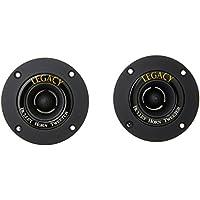 Legacy LT18 Super Titanium - Altavoz tweeter (para sonidos agudos, 3,25pulgadas / 8,2cm, 300W, aluminio moldeado a presión)
