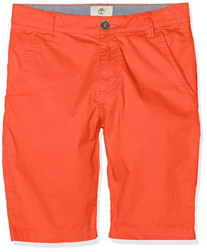Timberland Bermuda Pantalones cortos, Orange Papaye 42b, 14 años Talla del fabricante:...