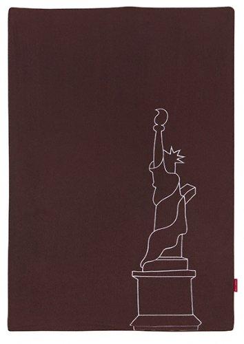 Preisvergleich Produktbild Maclaren ART29032 - Babydecke Coffee / New York