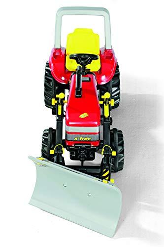 Rolly Toys 409617 rollySnow Master Planierschild für Traktor rollyJunior, rollyFarmtrac, rollyFarmtrac Classic, rollyFarmtrac Premium, rollyX-Trac, rollyTruck(Unimog) | Schneeschild Frontanbau - 9