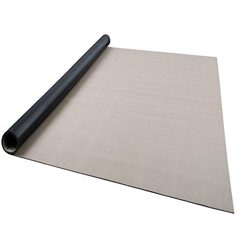 casa pura® Indoor- und Outdoor-Bodenbelag Palermo | kunstvoll gewebt | als Teppich oder Läufer | 40 Größen (90x250cm)