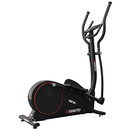 Viavito Sina Elliptical Cross Trainer - Black