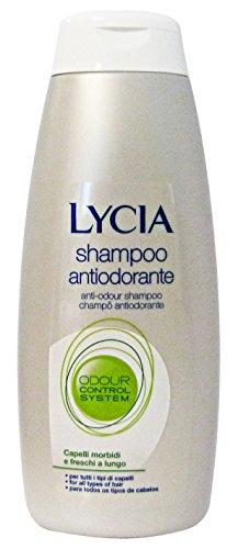 Lycia Shampoo Antiodorante 300ml