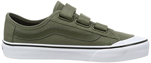 Vans Mn Black Ball Priz Scarpe Da Ginnastica Basse Uomo Verde grape Leaf