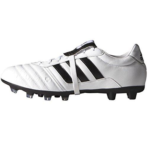 adidas Herren Gloro FG Fußball, Mehrfarbig - Schwarz/Weiß - Größe: 42 EU