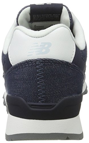 New Balance Damen Wr996 Sneaker Blau (Navy)