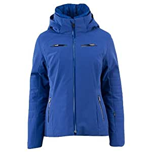 Spyder Women's Radiant Jacket  - Blue My Mind, UK Size 8, US size 6