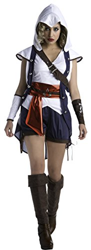 Assassins Creed Connor Classic Womens Fancy dress costume Medium