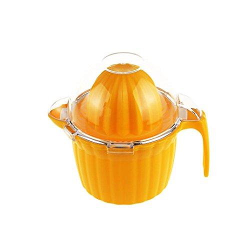 Manuelle Drink Fruit Juice Entsafter, Zitronensaft Extractor Single Press Hand Lime Citrus Saftpresse, geeignet für Entsaften orange, Zitrone und anderen hull-free Obst -