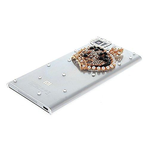 MOONCASE Bling Crystal Shell Diamond Cover Housse Coque Etui Case Pour Apple iPhone 6 Plus A14447