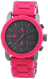 Diesel Damen-Armbanduhr Chronograph Quarz Plastik DZ5362