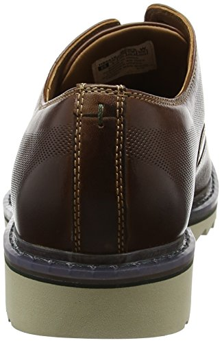 Rockport - Jaxson Wingtip, Stivali Uomo Brown (brown Leather)