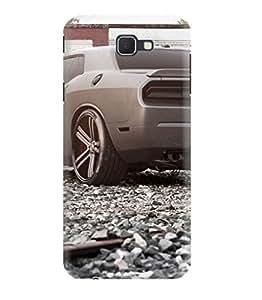 Gismo Samsung Galaxy On7 (2016) / Samsung Galaxy On 7 2016 Back Cover / samsung on7 2016 Designer 3d Printed Hard Back Case - Luxury Car Theme