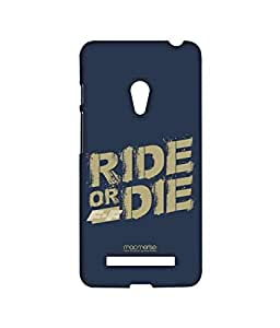 Licensed Fast & Furious Cars Premium Printed Back cover Case for Asus Zenfone 5
