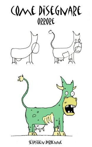 Come disegnare orrore