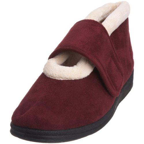 padders-womens-silent-burgundy-fleece-and-fur-lined-407-81-5-uk
