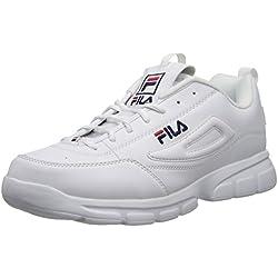 Fila de zapatos disruptor SE Training