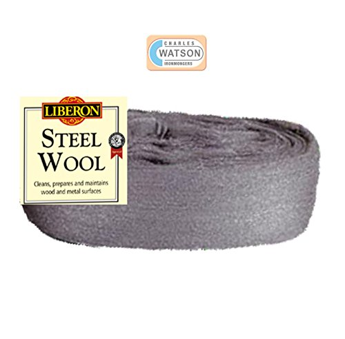 liberon-1-metre-cut-length-1m-0000-ultra-fine-grade-steel-wire-wool