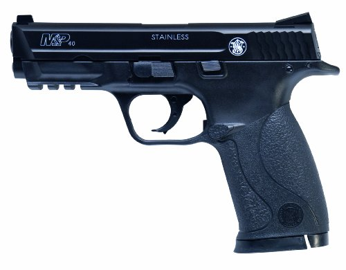 Preisvergleich Produktbild SMITH & WESSON Softair / Airsoft M&P40 H.P.A & BAX Version < 0, 5 J. 14