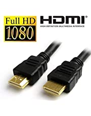 Terabyte 2.0 V HDMI Cable for 3D / LED/LCD/Plasma TV (Multicolor)