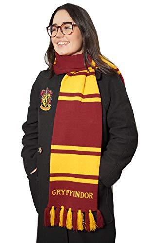 Bufanda Hogwarts de Harry Potter
