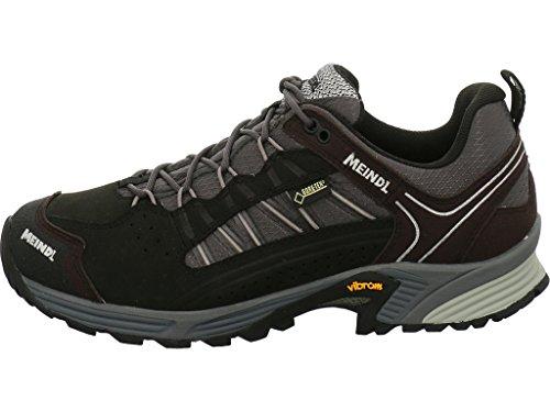 Hommes Chaussure de randonnée légère SX 1 GTX argent/nero