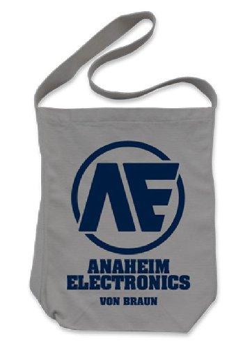 Z Gundam Anaheim Electronics Shoulder Tote Bag Medium Grey (japan import)