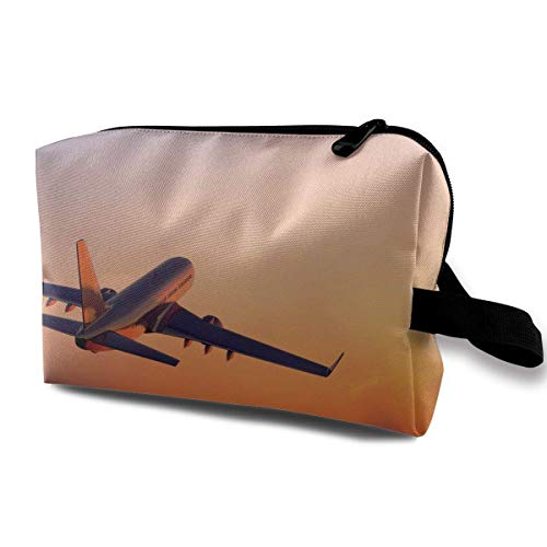 Casual Aircraft Stationery Receive Bag Stationery Receive Bag