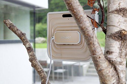 Ecovacs W710 Winbot Fensterreinigungs-Roboter / Vakuum Ansaugmechanismus -