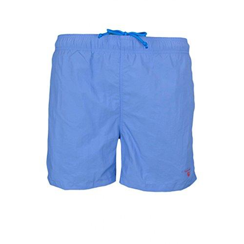 Gant Short de Bain Bleu Ciel et Orange pour Homme 2800676a280