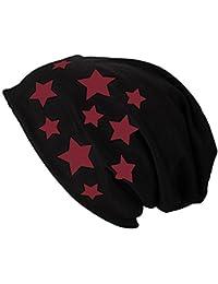 WinCret Cálido Gorro de Punto Sombrero de Invierno con Patrón de Trenzado y  Suave Interior de eef5e4aa6e6